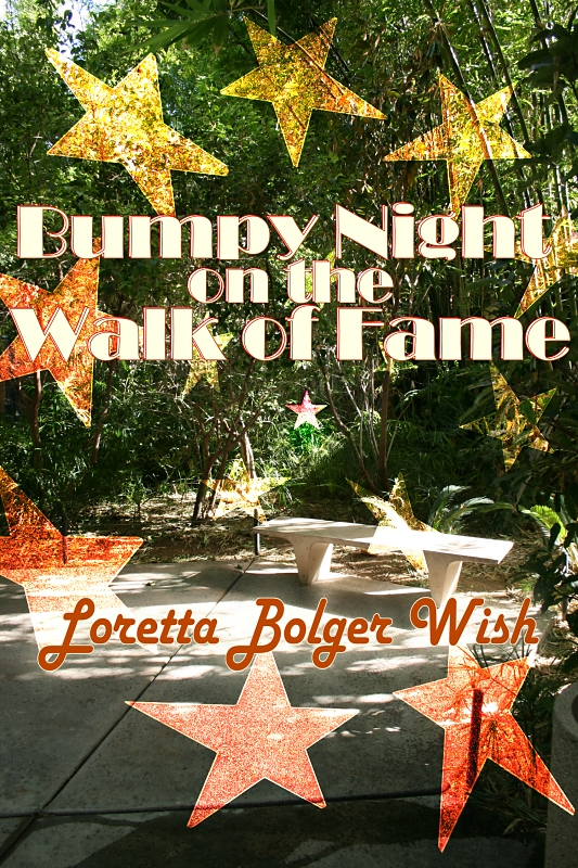 Bumpy Night on the Walk of Fame by Loretta Bolger Wish