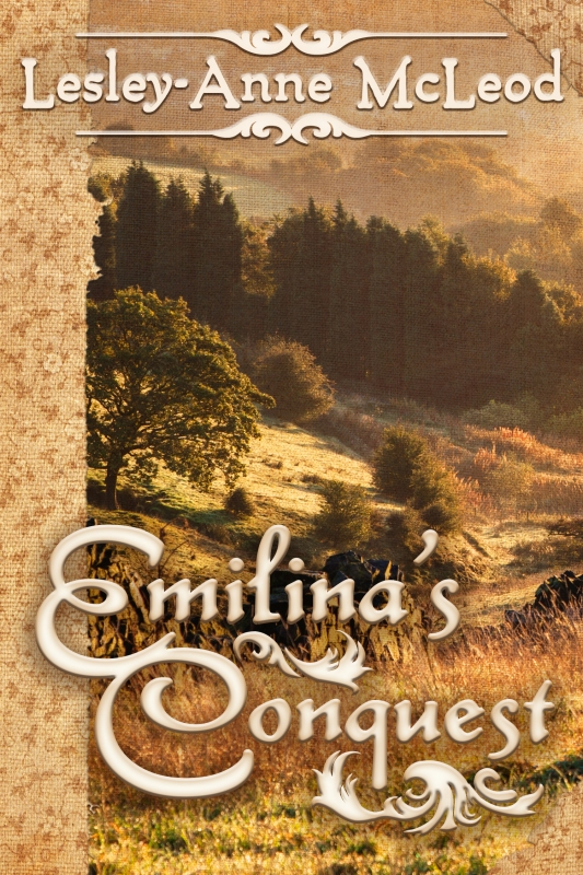 Emilina's Conquest by Lesley-Anne McLeod