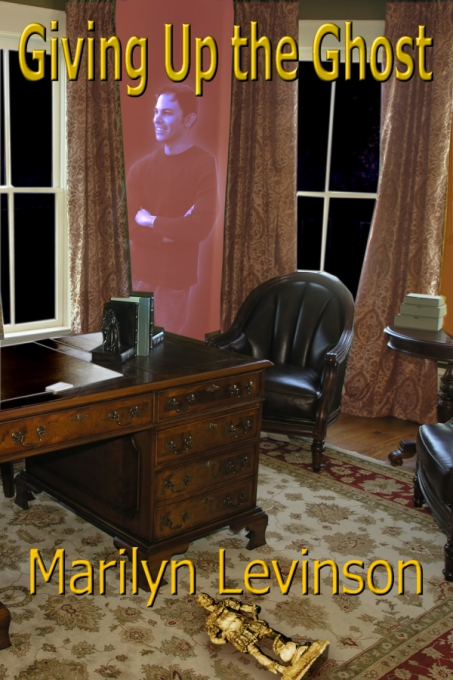 Giving Up the Ghost by Marilyn Levinson