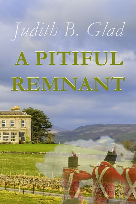 A Pitiful Remnant by Judith B. Glad
