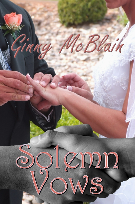 Solemn Vows by Ginny McBlain