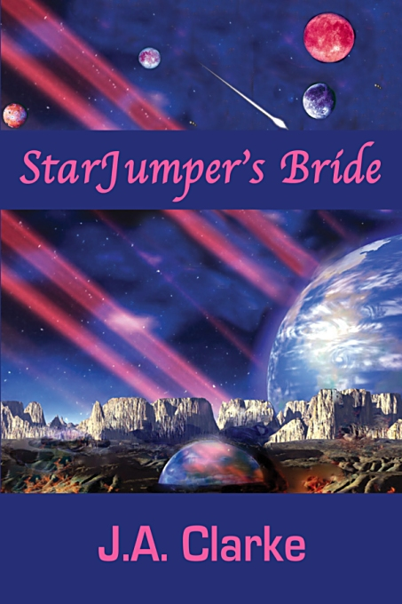 StarJumpers Bride by J.A. Clarke