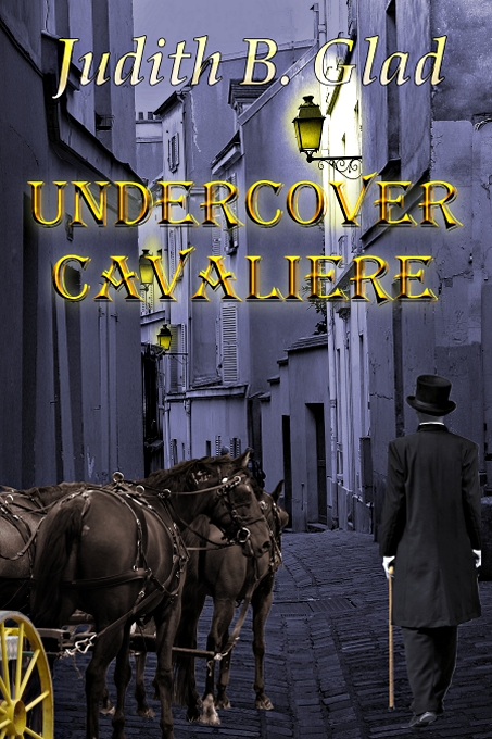 Undercover Cavaliere by Judith B. Glad